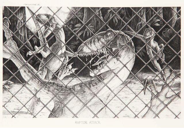 File:JP Raptor's Attack Fence.jpg