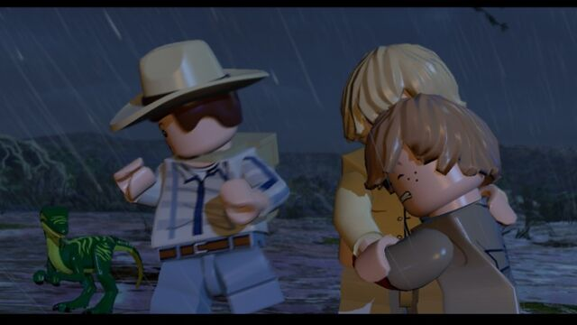 File:LEGO Jurassic World Grant notices the Compy MlWA77yo-8sgCbHvgP.jpg