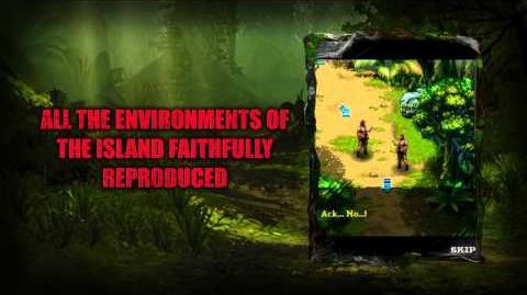 Jurassic Park - Mobile game trailer