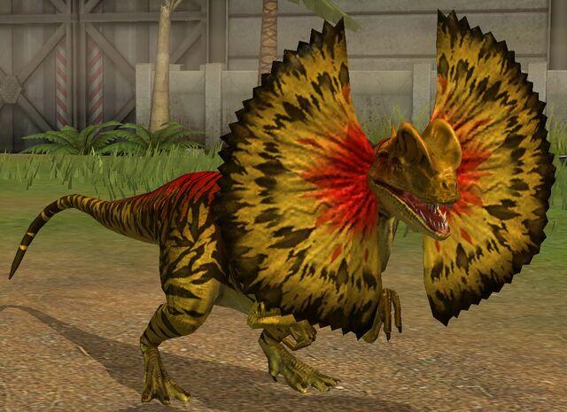 File:Dilophosaurus lvl. 30.jpeg