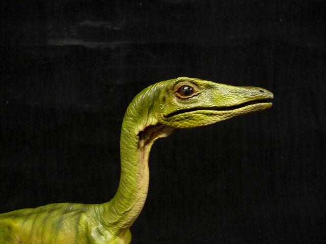 File:Jp compsognathus by baryonyx walkeri-d5uw5fg.jpg