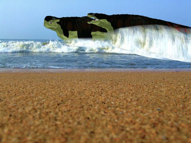 File:Fighting T. rexes.jpg