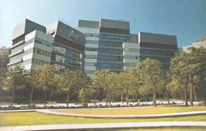 InGen HQ Palo Alto