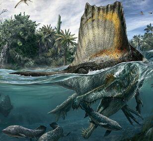 Spinosaurus-restoration