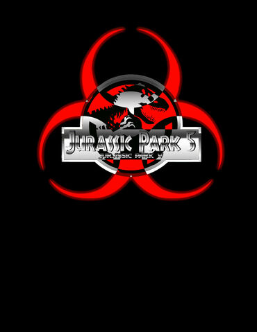 File:Jurassic Park 5 logo by Lighttwister.jpg
