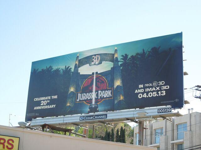 File:Jurassic Park 3D movie billboard.jpg