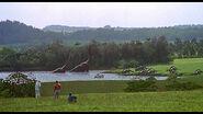 Jurassic park lake
