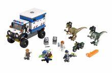 LEGO 2 Raptor set