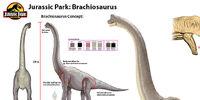 Brachiosaurus Enclosure