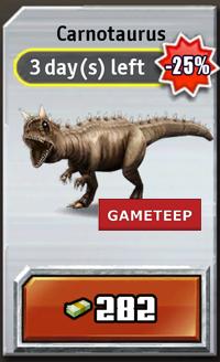 File:Jurassic-Park-Builder-Carnotaurus-dollars.png
