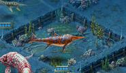 Level 40 Shonisaurus