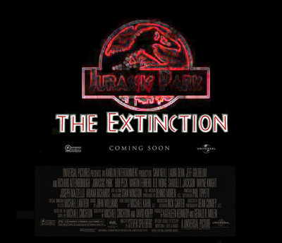 Jurassic Park 4 poster 3