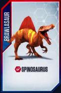 Spinosaurus Brawlasaur