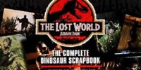 The Lost World: Jurassic Park: The Complete Dinosaur Scrapbook