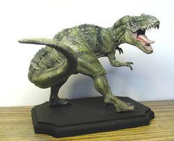 Robertosaurus Rex (0) (Hybrid of Velociraptor + Tyrannosaurus rex)