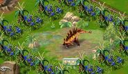 Level 40 Tuojiangosaurus