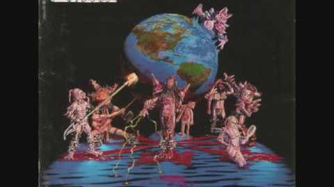 GWAR-The Insidious Soliloguoy Of Skulhed Face