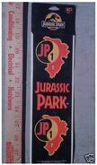JP Camp Bumper Sticker2