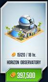 Observatory Card
