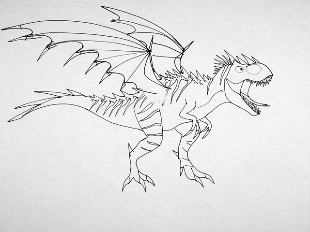 File:T. rex with Titan Wings.png