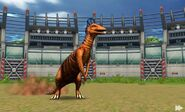 Jurassic Park Builder Battle Arena Ouranosaurus21 Nov. 03, 2015