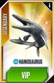 Hainosaurusn