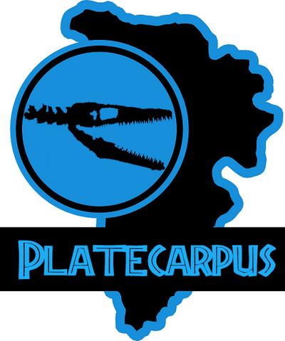 File:Jurassic park platecarpus sign by utd7-d699cpx.png