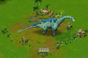 Brachiosaurus Level 40