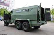 Kolun 6x6 MRAP 7