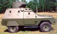 ABI Armored Car 7