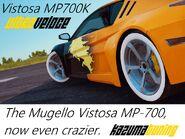 Kazuma Vistosa MP-740K UltraVeloce