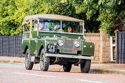 1950 Land Rover Series 1 - EFE419