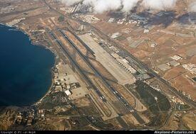 Aeropuerto de Gran Budgaria