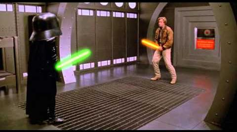 Spaceballs schwartz battle