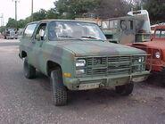 M1009 Chevy CUCV Blazer Ohio 01
