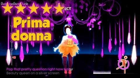 Just Dance 4 - Primadonna - 5* Stars (DLC)-0