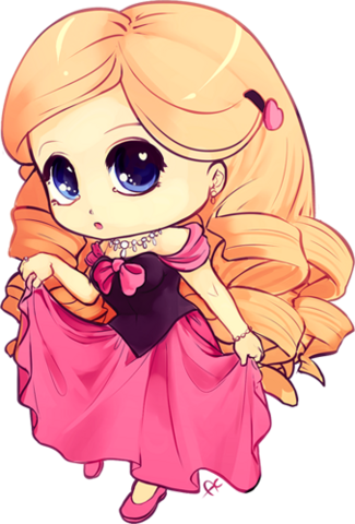 File:Chibi princess colored by ayayume-d5q0cjt.png