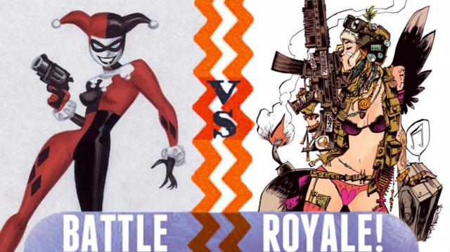 File:Battle Royale Harley Quinn VS Tank Girl.png