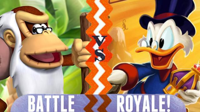 File:Battle Royale Cranky Kong VS Scrooge McDuck.png