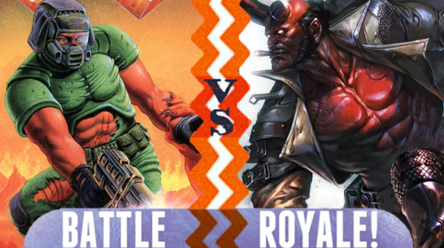 File:Battle Royale DOOMGuy VS Hellboy.png