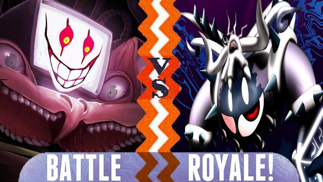 File:Battle Royale Flowey vs. Magolor.png