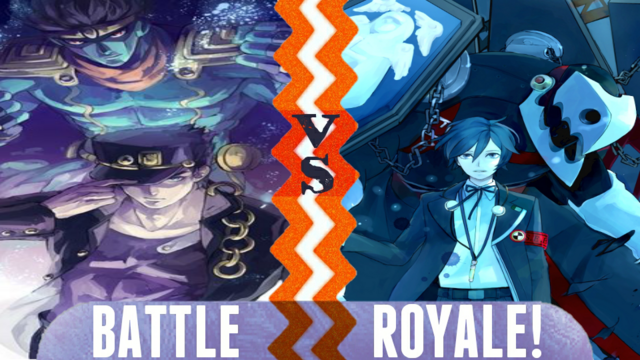 File:Battle Royale Jotaro Kujo vs Minato Arisato.png