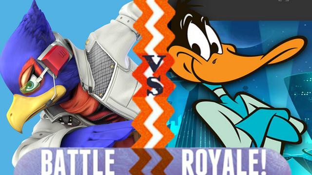 File:Falco vs Duck Dodgers.PNG