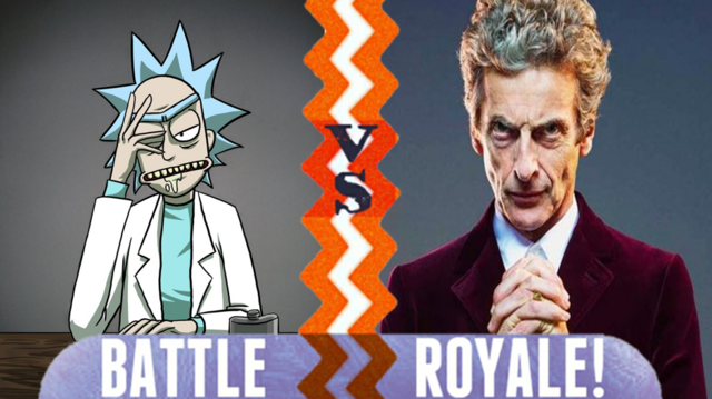 File:Rick vs The Doctor.PNG