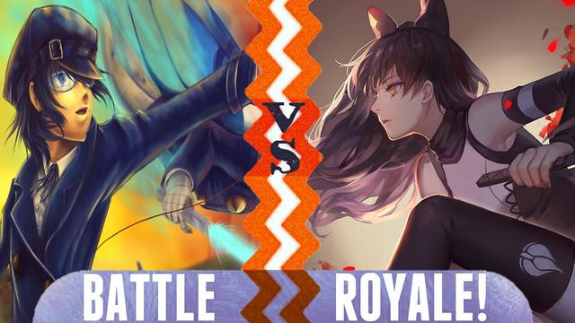 File:Battle Royale Naoto Shirogane vs Blake Belladonna.png
