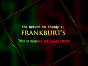 TRTF Frankburt's Logo 1
