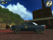 Vaultier Sedan Patrol Compact SENPD Side
