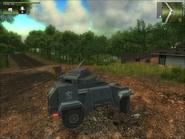 Military Harland Rear