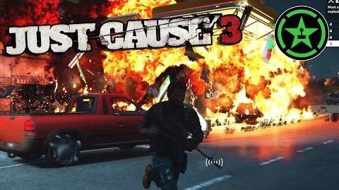 Let's Watch Just Cause 3 Beta - Part 1