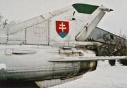 MiG-21 Tail